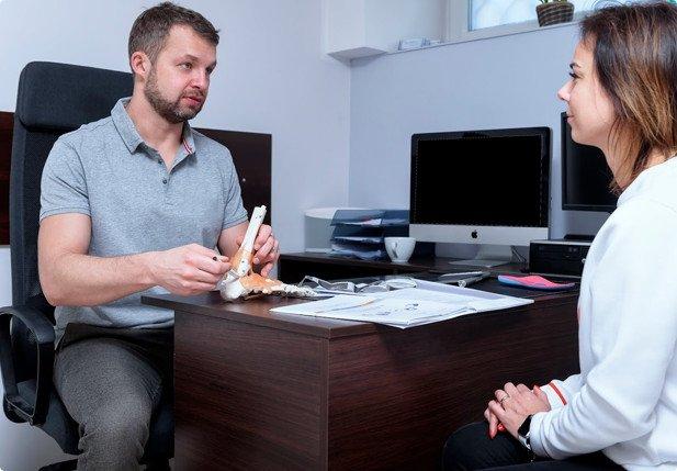 Ortopeda – zakres działania