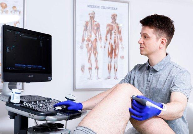 Badanie USG ortopedyczne – na czym polega?